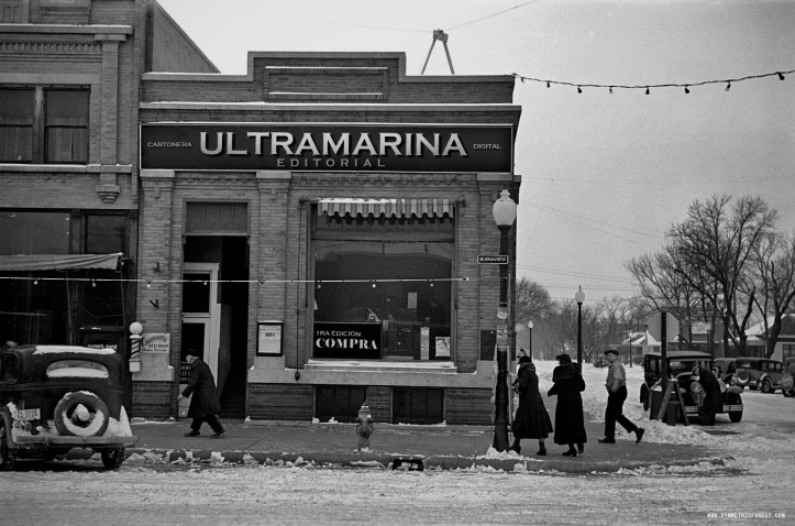 Tienda Ultramarina