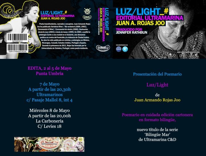 Presentación de 'Luz/Light'  #culturasev #sevillahoy