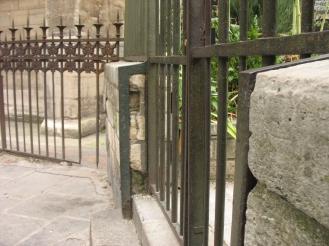 París, parque Notre Dame III