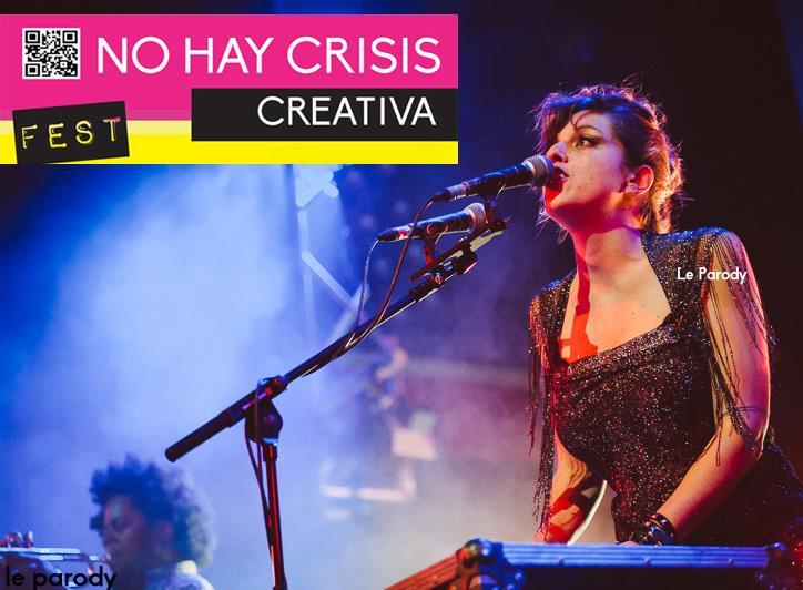 No hay crisis creativa