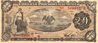 Billete_de_20_pesos_del_Gobierno_Provisional_de_México_(anverso)