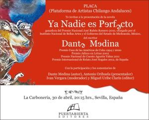 2. INVITACIÓN Sevilla
