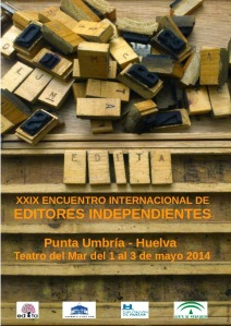 EDITA 2014 - Cartel