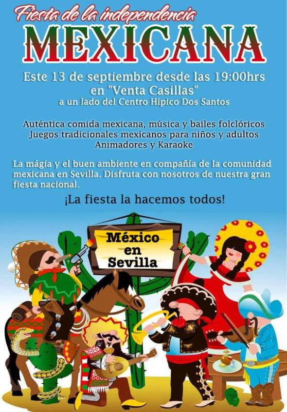 fiesta independencia mex 2014
