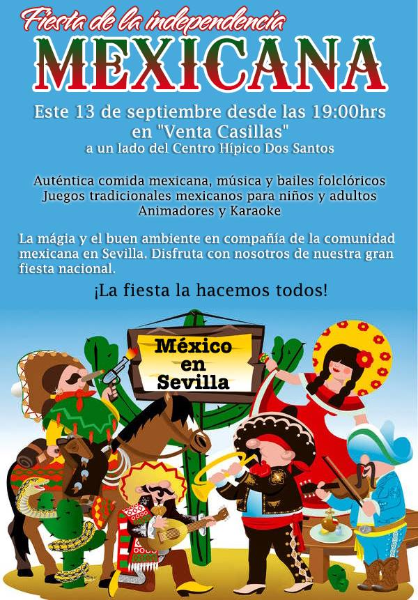 fiesta independencia mex 2014