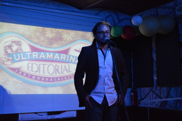 Iván Vergara. 28-01-15 Méx.