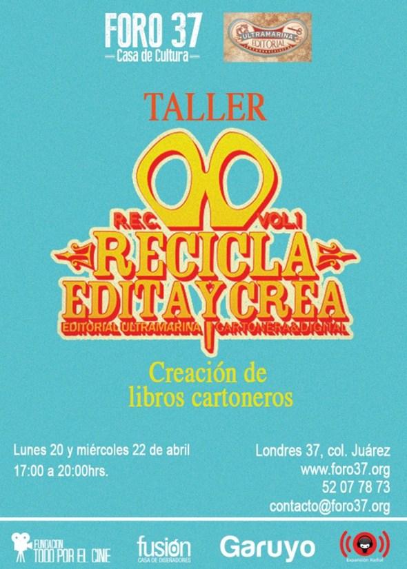 Taller REC - Foro 37
