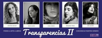 Transparencias II - Banner