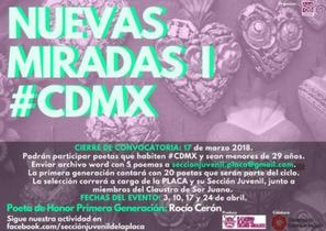 Nuevas Miradas - CDMX - Impresión