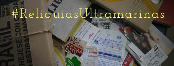 Ultramarina - #ReliquiasUltramarinas