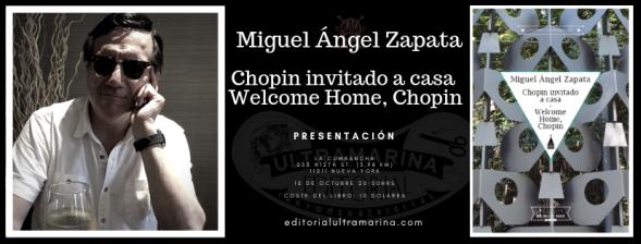 2019 - La Cumbancha - Chopin invitado a cas