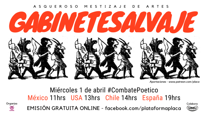 11ª Gabinete Salvaje - 04 - Online - Cartel(3)