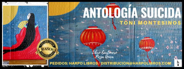 2020 - Cabecera - 10 años - Antología Suicida