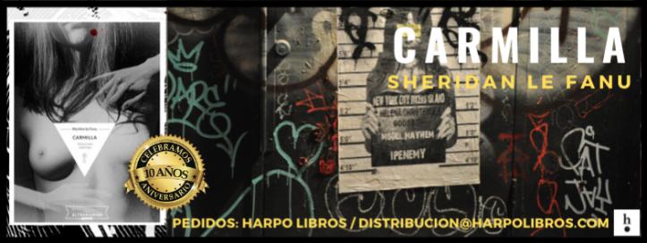 2020 - Cabecera - 10 años - Carmilla