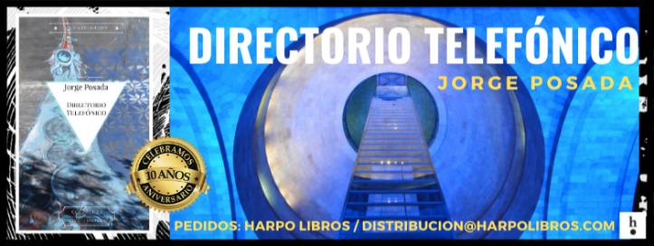 2020 - Cabecera - 10 años - Directorio telefónico