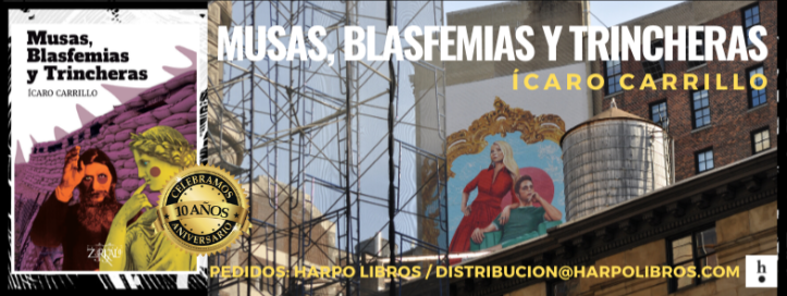 2020 - Cabecera - 10 años - Musas, Blasfemias y Trincheras