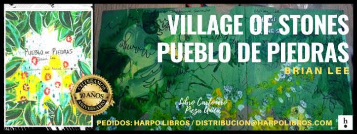 2020 - Cabecera - 10 años - Village of stones
