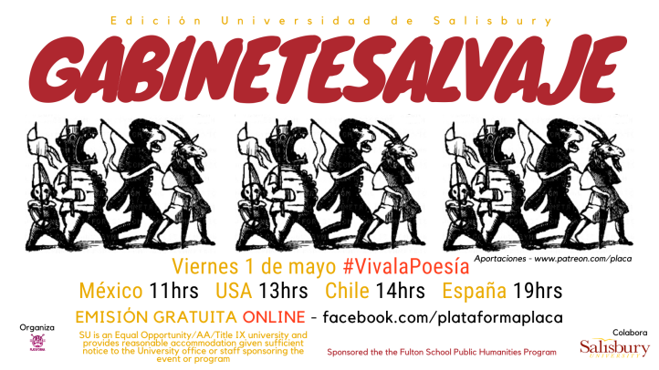 11ª Gabinete Salvaje - 04 - Online - Cartel
