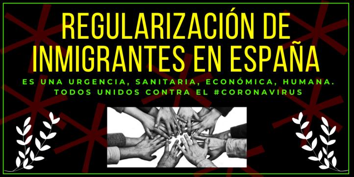 Regularización de inmigrantes en España - (1)