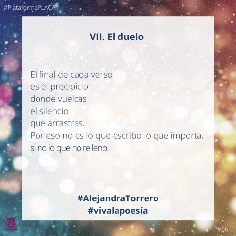 2020 - #VivaLaPoesia- 06 Alejandra Torrero
