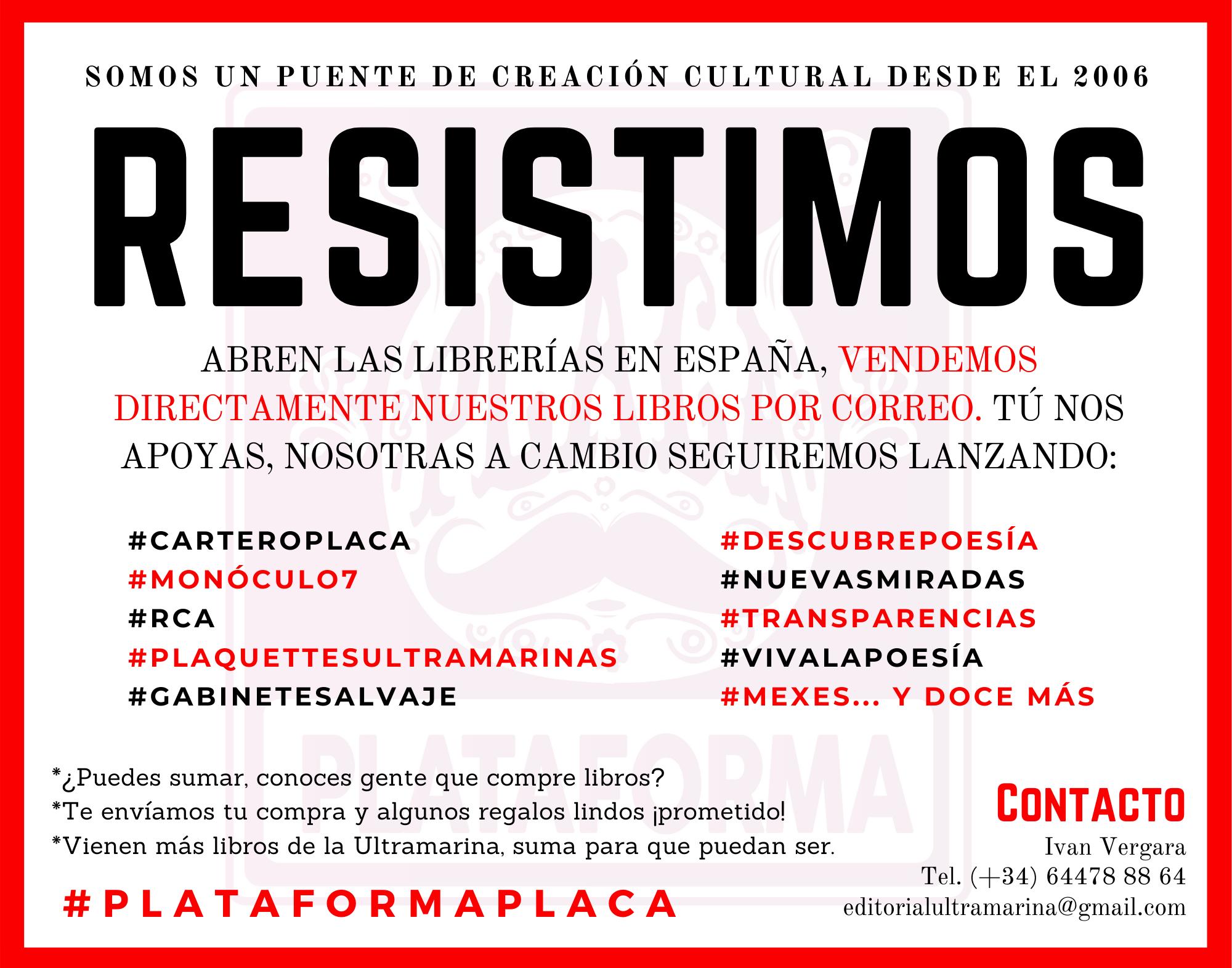 Marketing - #Resistimos